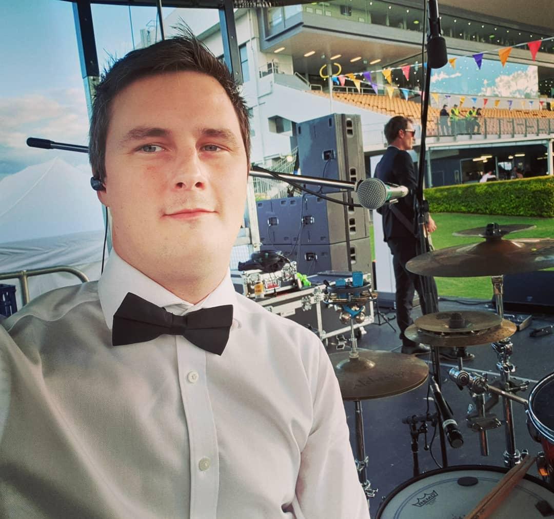 Ash Carnie - drum teacher at Drum Lessons Brisbane